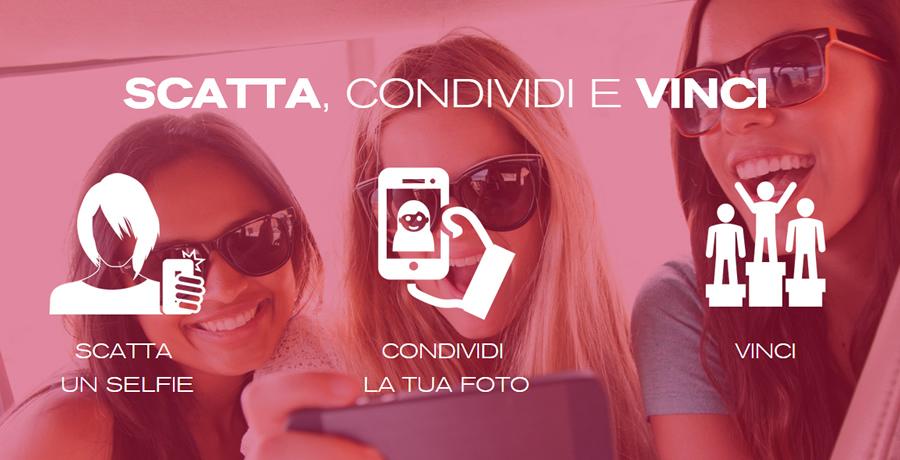 Contest Selfie-Micra-Freddy