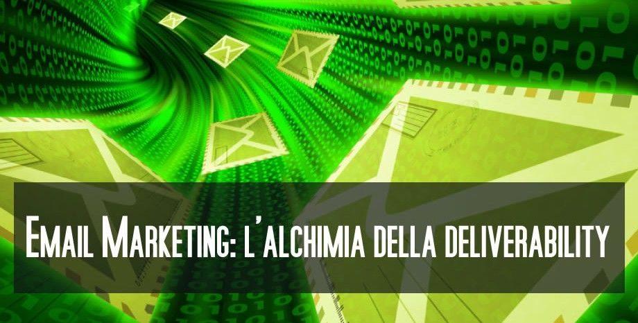 Email Marketing - alchimia deliverability