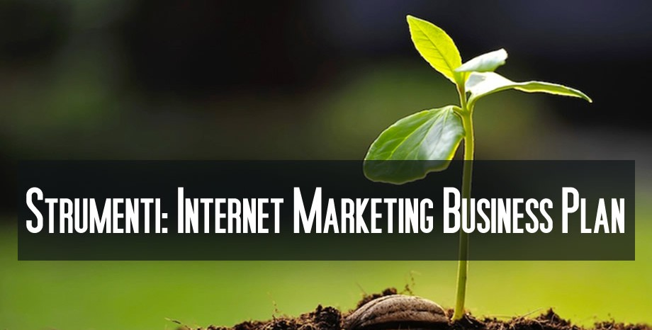 Internet Marketing Business Plan AG