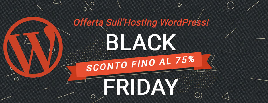 Black Friday 2018 - Siteground