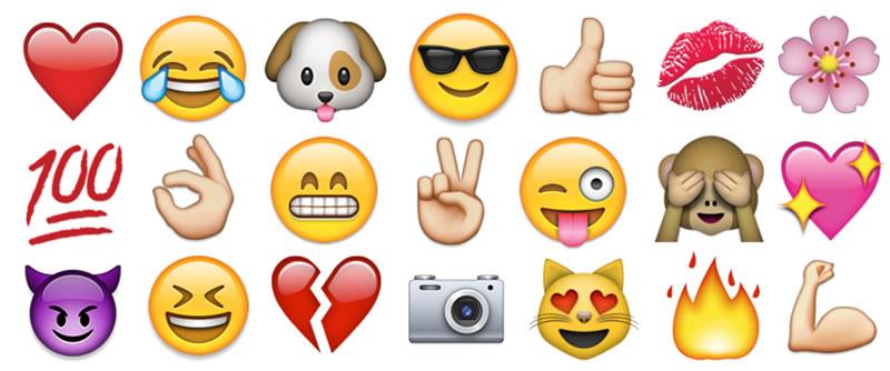 Emoji Facebook e Instagram