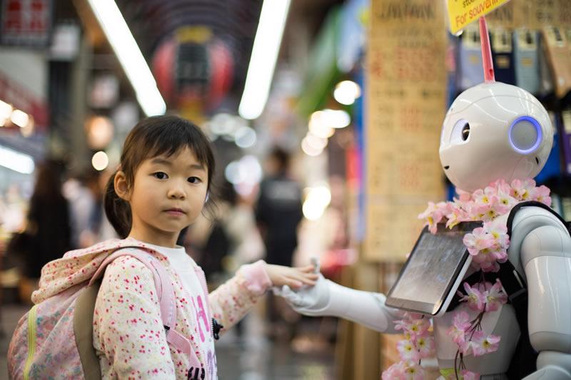 robot e chatbot
