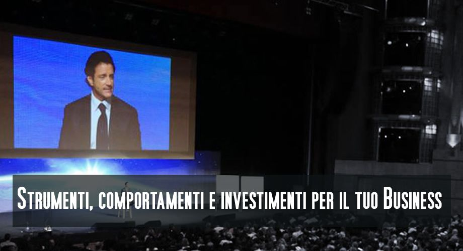 Roberto Cerè - Business Intelligente Intensivo 2018