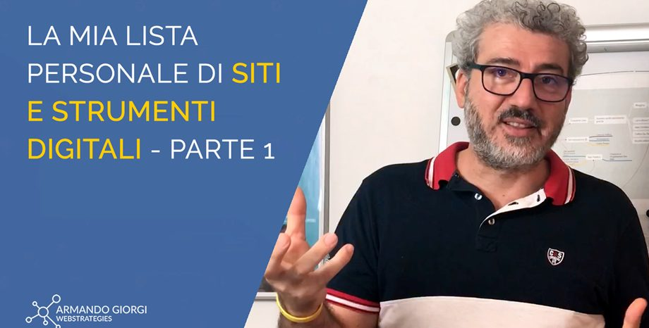 30+ Siti e strumenti utili (e in parte Gratis) per il tuo Marketing Digitale