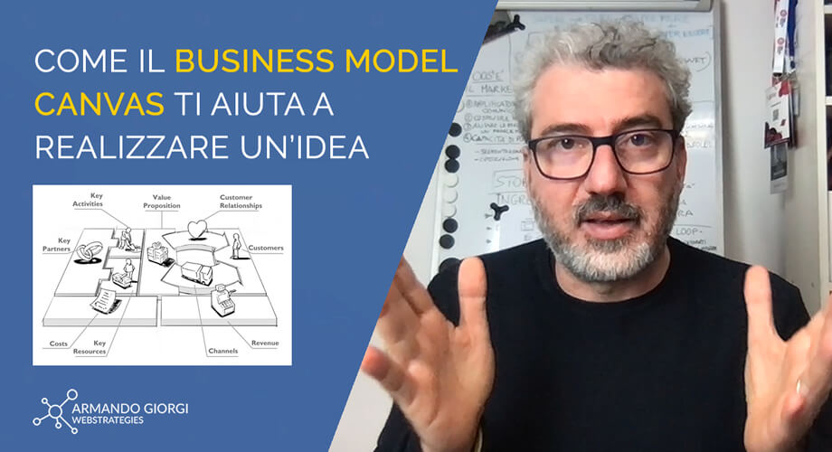 Il Business Model Canvas spiegato in modo semplice e simpatico
