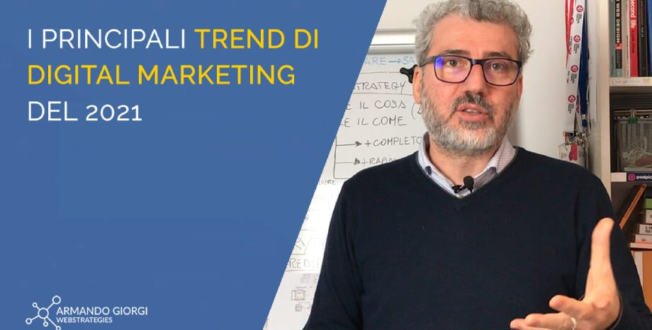 Trend Digital Marketing 2021